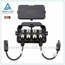 13)Solar panel connector