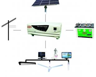 Hybrid Solar Unit-800W