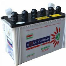 Exide Solar Battery