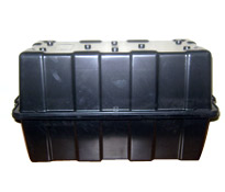 40ah and 75ah solar battery box