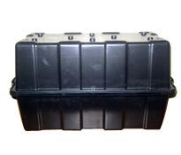 40ah and 75ah solar battery box