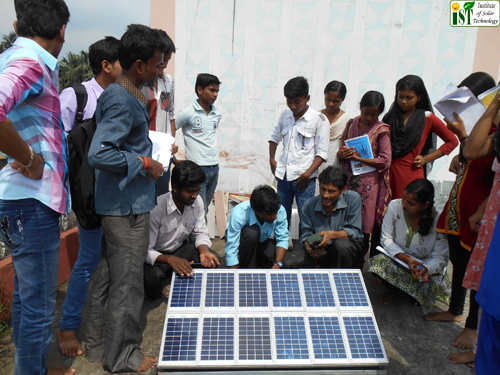 Solar Technology Short-term Training for B.Tech, B.E engineer, Diploma Engineer