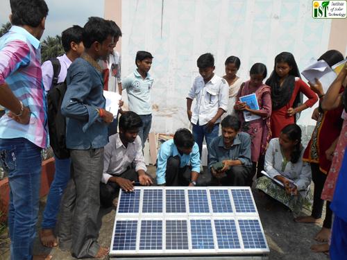 Solar Technology Short-term Training for B.Tech, B.E engineer, Diploma Engineer
