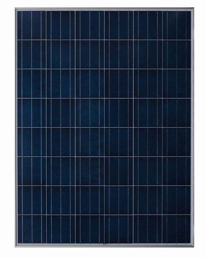 Green Renewable Solar Panel Module