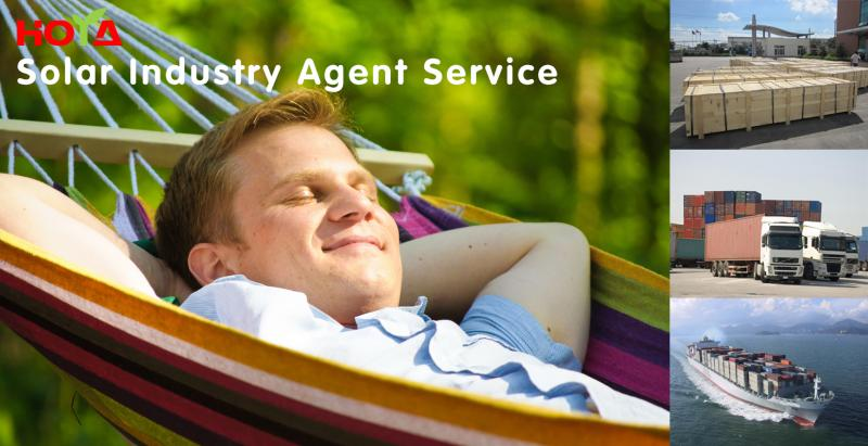 Agent service department (ASD)