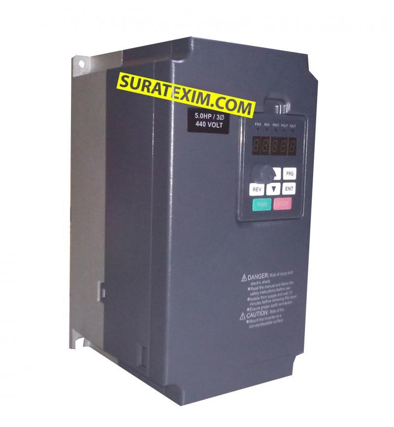 5Hp Mppt Vfd Solar Inverter