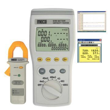 MECO Battery Tester 6363 and 6390