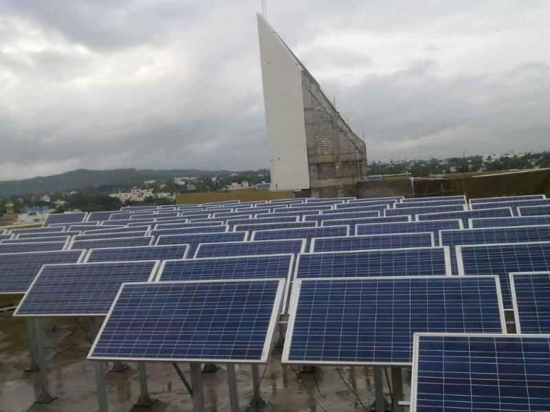 Captive Solar power systems