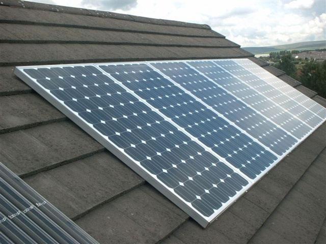 Solar panels from Jiangsu Feida PV Co., Ltd,China