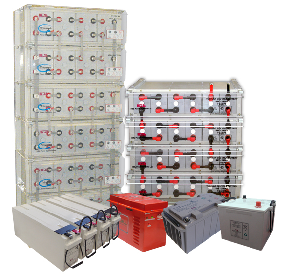 Solar LMLA Tubular Batteries
