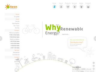 Yingli Solar Panels from Aeon Renewable Energy
