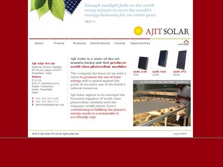 75W,230 W and 280 Watts solar panels from Ajit Solar,Jaipur Rajasthan