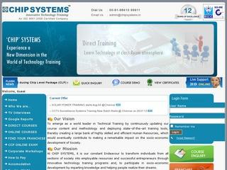 Solar power training from Chip systems,Chennai