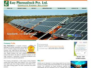 Easy Photovoltech Pvt Ltd