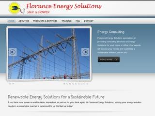 Renewable energy consultant,energy audit,solar panel design,installation services from Florance energy,Chennai