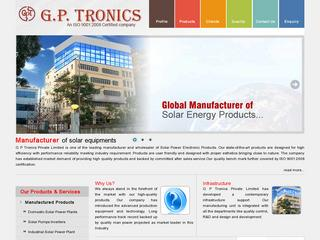 G P Tronics Private Limited