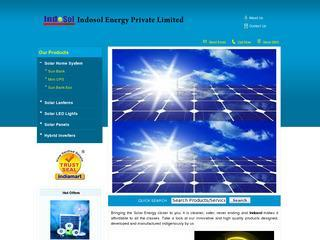 Indosol Energy Private Ltd