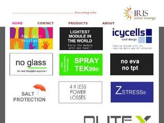 IRIS Solar Energy: Distributor of QSOLAR Solar modules in India