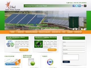 L'obel Solar Power System