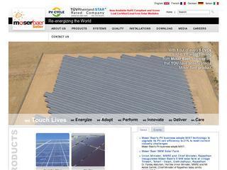 MoserBaer Solar