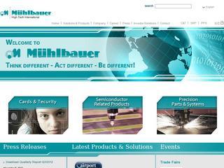Muhlbauer High Tech International