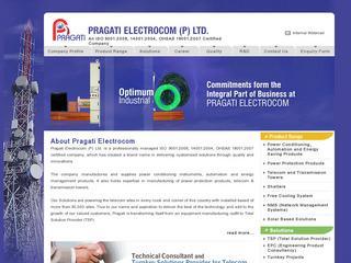 Pragati Electrocom Private Limited