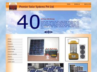 Premier Solar Systems Pvt Ltd