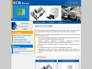 SCB Solar