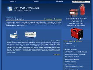 Shiv Power Corporation