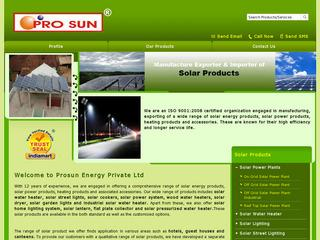 Prosun Energy Private Ltd