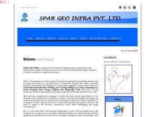 Spar Geo Infra Pvt Ltd