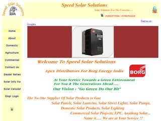 Speed Solar Solutions
