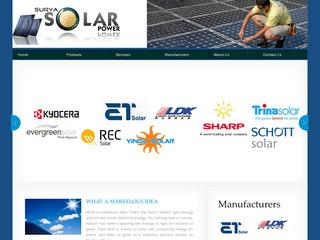 surya solar power