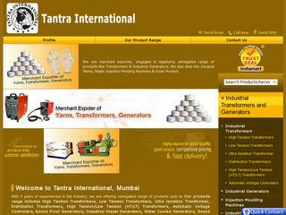 Tantra International, Mumbai