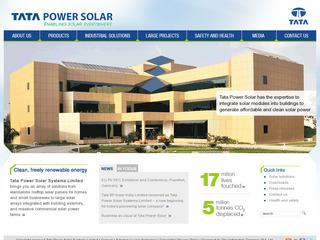 Tata Power Solar Systems