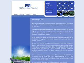 USL Photovoltaics Pvt Ltd