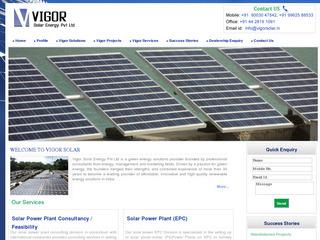 Vigor Solar Energy Pvt Ltd