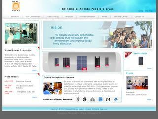 Websol Energy Systems Ltd